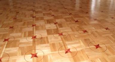 Parketas, mozaikinis parketas, grindinės lentos